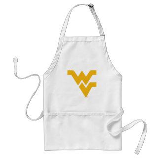 West Virginia University Adult Apron