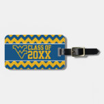 West Virginia University Alumni Class Year Tag For Luggage