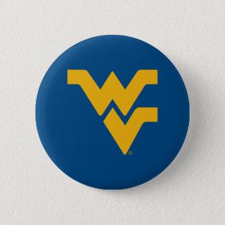 West Virginia University Button