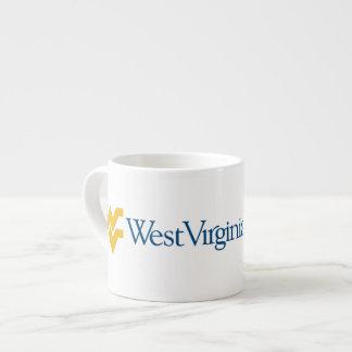 West Virginia University Espresso Cup