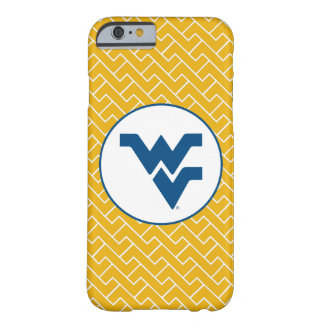 West Virginia University Flying WV Barely There iPhone 6 Case