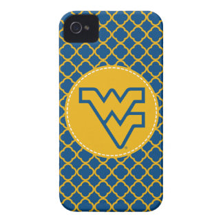 West Virginia University Flying WV Case-Mate iPhone 4 Case
