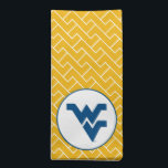 "West Virginia University Flying WV Cloth Napkin<br><div class=""desc"">Check out these West Virginia University products! These make for perfect gifts for the Mountaineers in your life including family, friends, students, alumni, and fans. Show off your WVU pride by joining the Mountaineer Nation in wearing Gold and Blue. Stock up on all of your football and tailgating necessities here,...</div>"