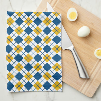 West Virginia University Hand Towel