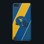 "West Virginia University Helmet iPod Touch (5th Generation) Cover<br><div class=""desc"">Check out these West Virginia University products! These make for perfect gifts for the Mountaineers in your life including family, friends, students, alumni, and fans. Show off your WVU pride by joining the Mountaineer Nation in wearing Gold and Blue. Stock up on all of your football and tailgating necessities here,...</div>"