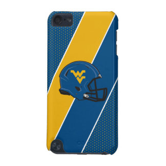 West Virginia University Helmet iPod Touch (5th Generation) Cover