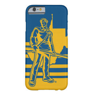 West Virginia University Mountaineers Barely There iPhone 6 Case