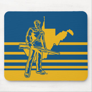 West Virginia University Mountaineers Mouse Pad