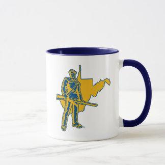 West Virginia University Mountaineers Mug