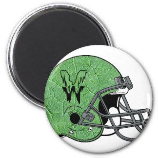 West Virginia Venom Magnet
