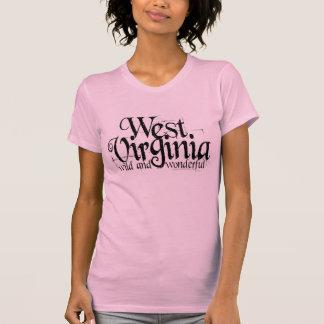 West Virginia W&W_Black Shirt