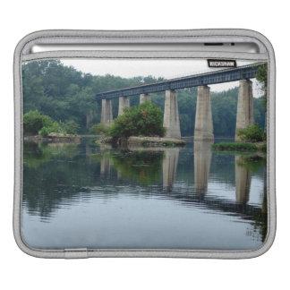 West Virginia Water Way iPad Sleeve