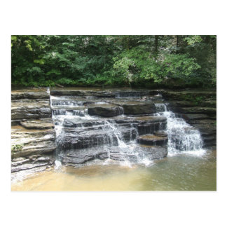 West Virginia Waterfall Postcard