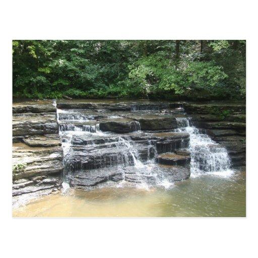 West Virginia Waterfall Postcards