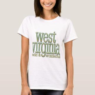 West Virginia-wild and wonderful_8 T-Shirt