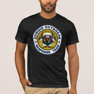West Virginia Zombie Outbreak Response Team T-Shirt