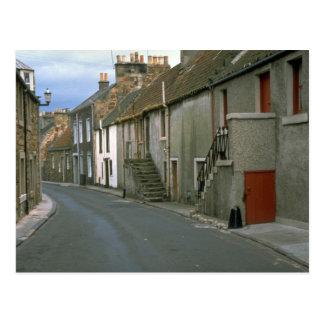 West Wemyss, Fife, Scotland Postcard