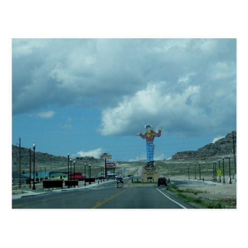 West Wendover Postcards
