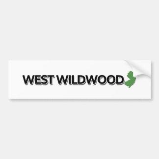 West Wildwood, New Jersey Bumper Sticker