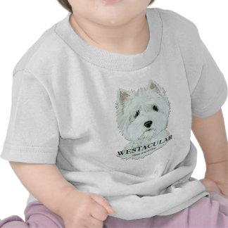Westacular West Highland White Terrier Tee Shirt
