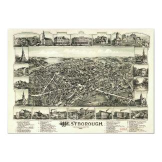 Westborough Massachusetts (1888) Card