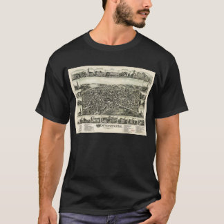 Westborough Massachusetts (1888) T-Shirt