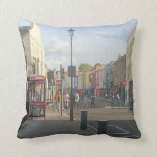 Westbourne Grove Throw Pillow