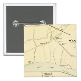 Westbrook, Cromwell Pinback Button