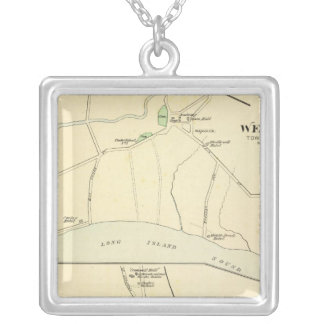 Westbrook, Cromwell Square Pendant Necklace