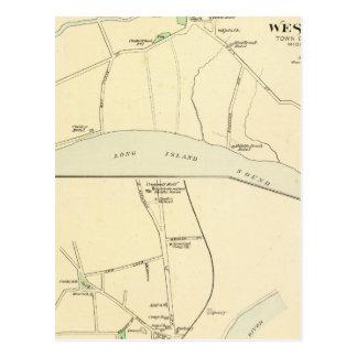 Westbrook, Cromwell Tarjeta Postal