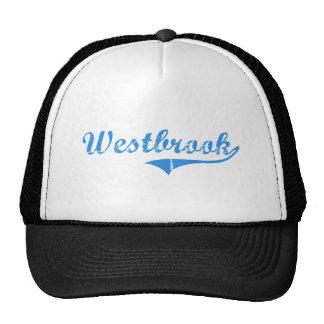 Westbrook Maine Classic Design Hat