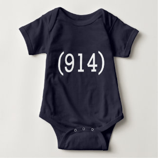 Westchester 914 Baby Jersey Bodysuit