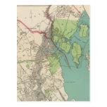 Westchester, ciudades de Pelham Postal