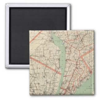 Westchester Co & surroundings Magnet