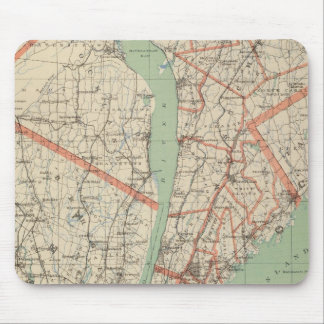 Westchester Co & surroundings Mouse Pad