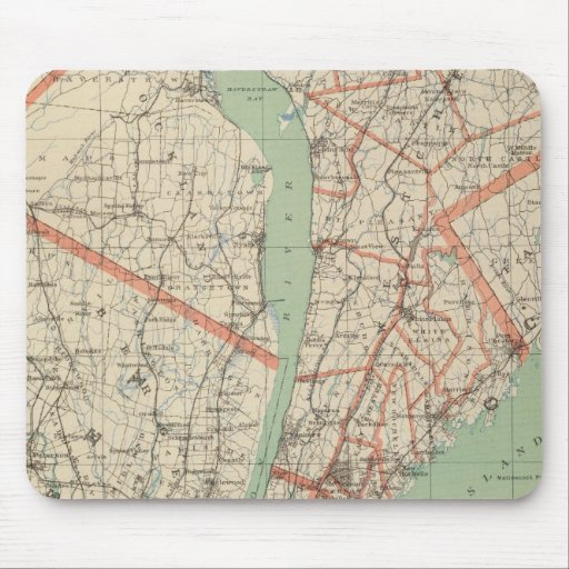 Westchester Co & surroundings Mouse Pads