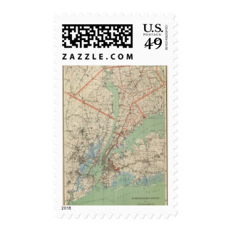 Westchester Co & surroundings Stamps