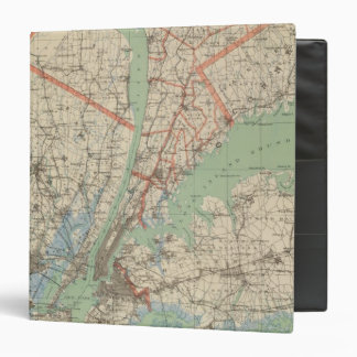 Westchester Co & surroundings Vinyl Binder