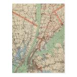 Westchester Co y alrededores Postales