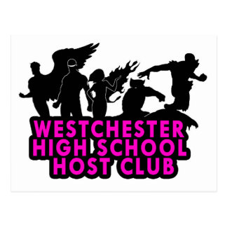 Westchester Host Club Postcard