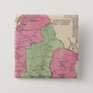 Westchester, NY Button