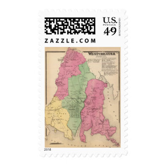 Westchester, NY Stamp