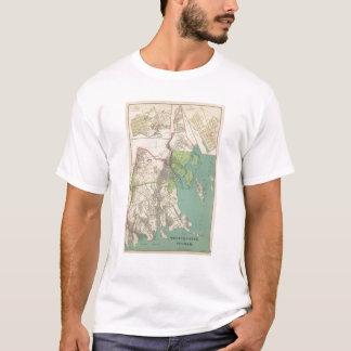 Westchester, Pelham towns T-Shirt