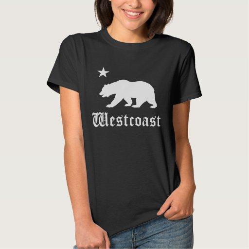 Westcoast Bear Tshirts