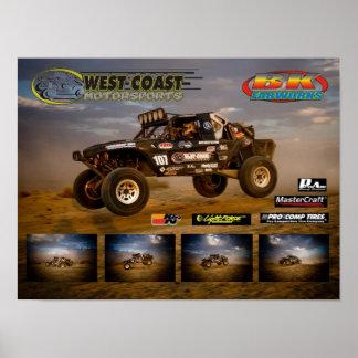 westcoast motorsports poster 2