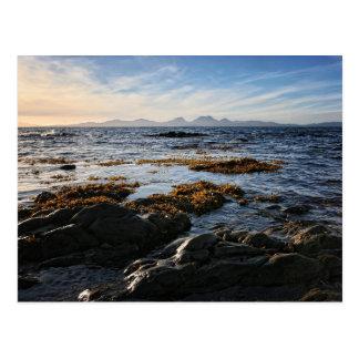 Westcoast of Scotland, Isle of Jura Postcard
