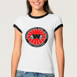 Westerburg High School Rottweilers T-Shirt
