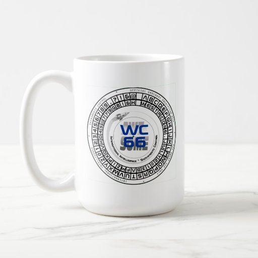 Westercon 66 Decoder Wheel Mugs