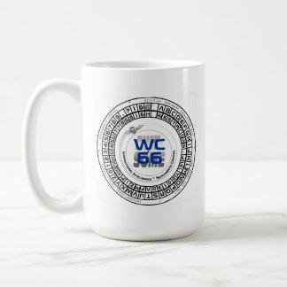 Westercon 66 tazas de la rueda del decodificador