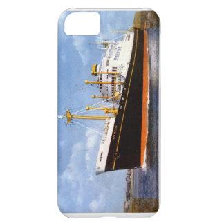 Westerdam, línea de Holanda América Funda Para iPhone 5C